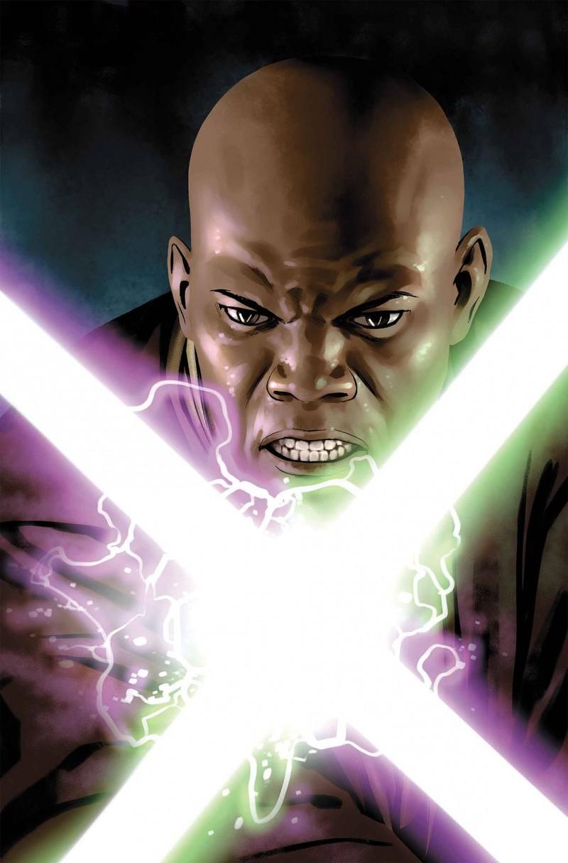 Star Wars Jedi Republic Mace Windu #4