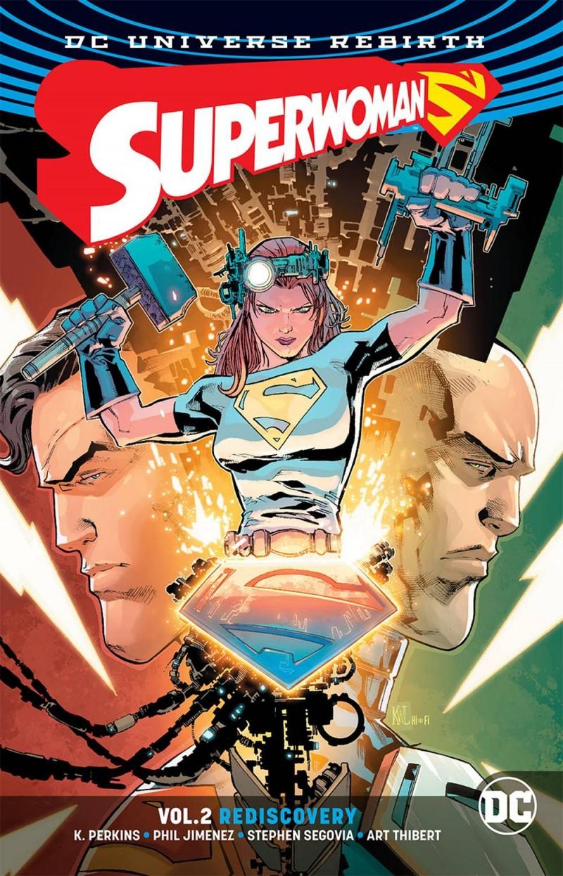 Superwoman TP V2 Rediscovery