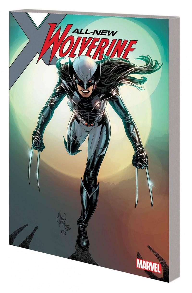 Wolverine TP All New V4 Immune