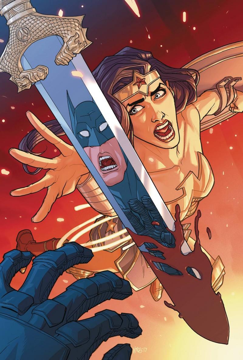 Justice League V2 #34 CVR A