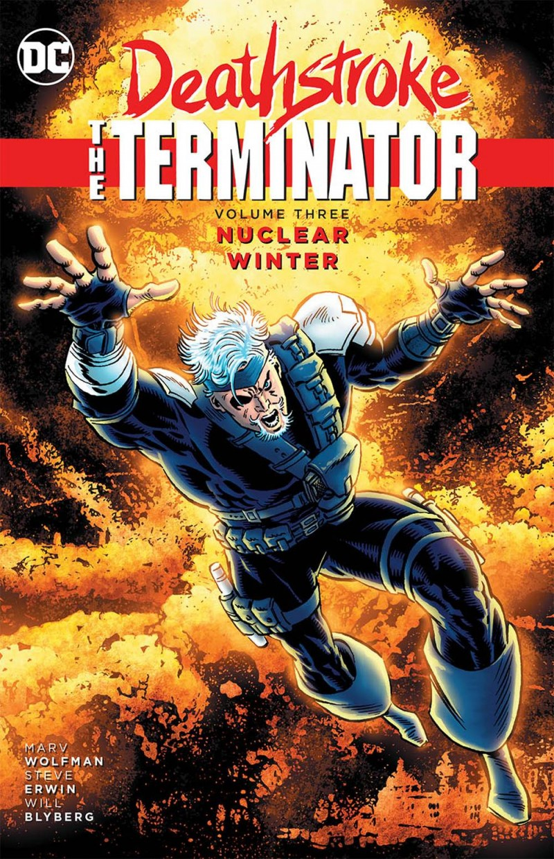 Deathstroke TP Classic V3 V3 Nuclear Winter