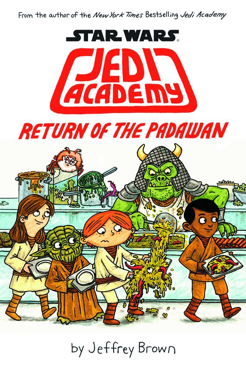 Star Wars Jedi Academy HC V2 Return of Padawan