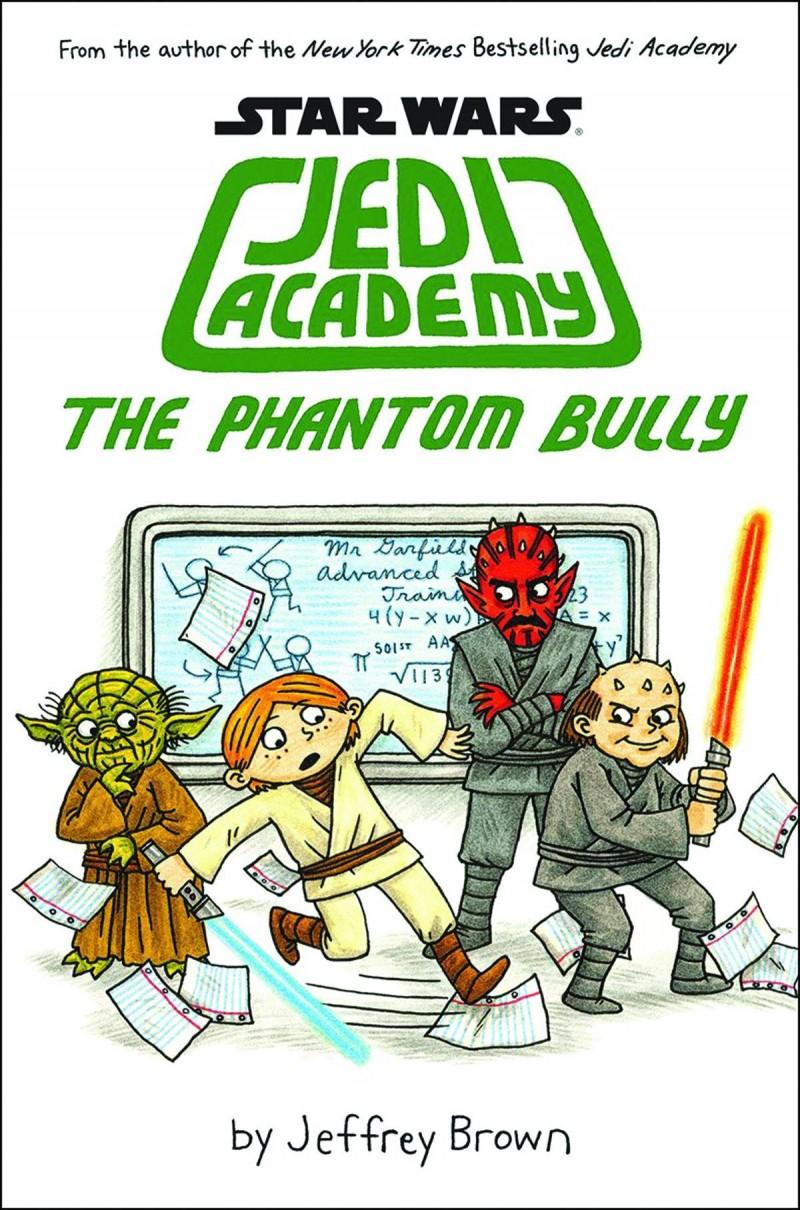Star Wars Jedi Academy HC V3 Phantom Bully