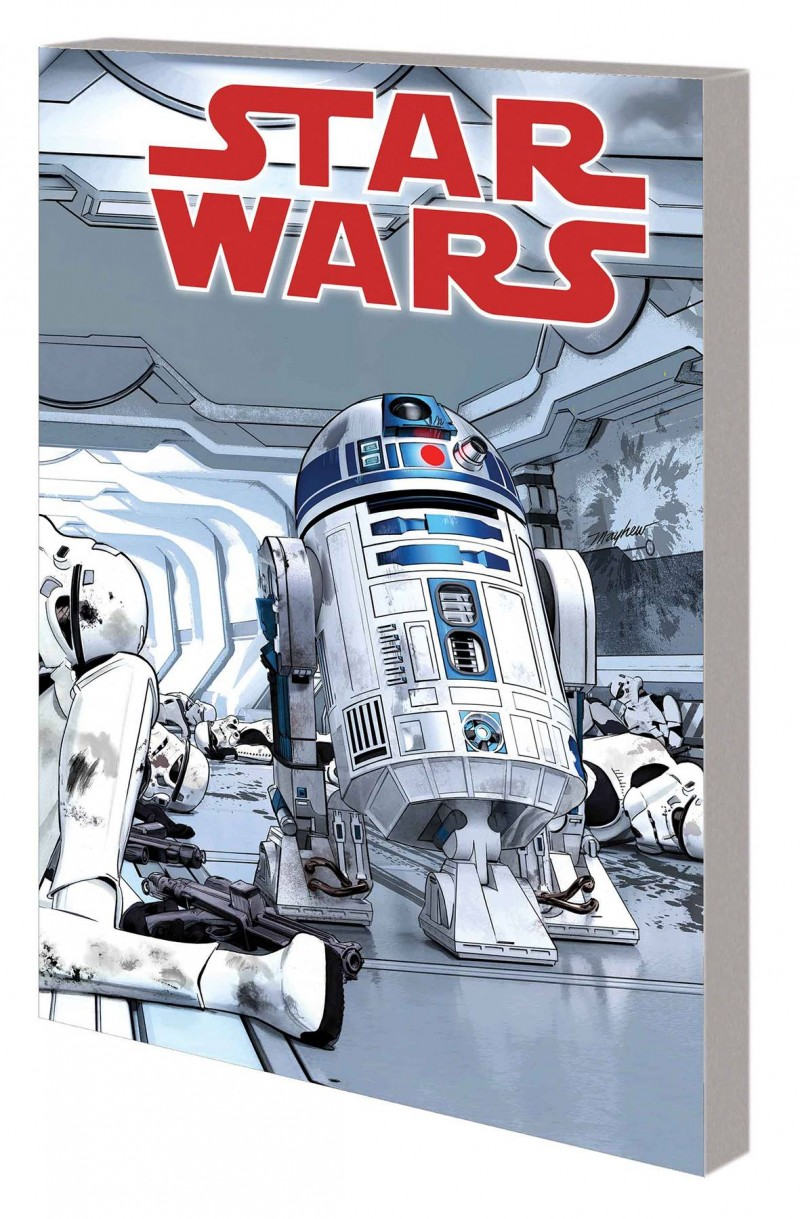 Star Wars TP Marvel V6 Out Among the Stars