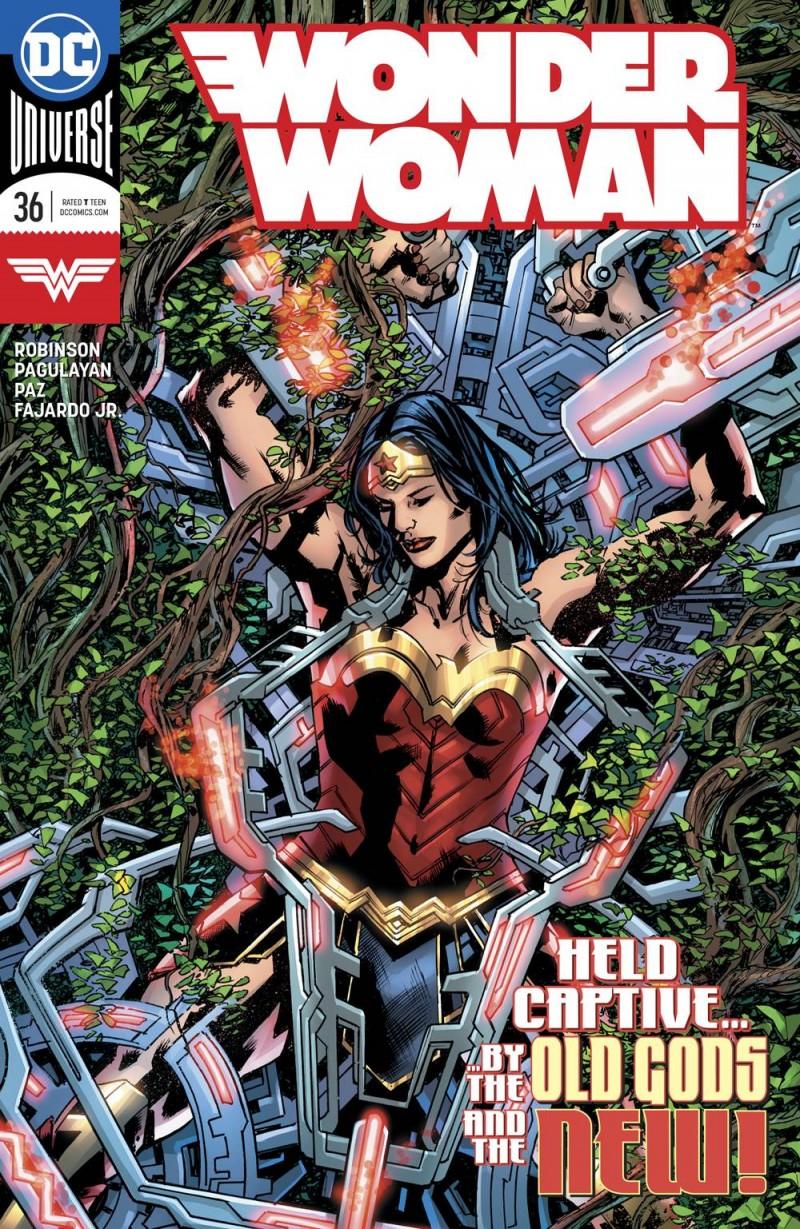 Wonder Woman V5 #36 CVR A