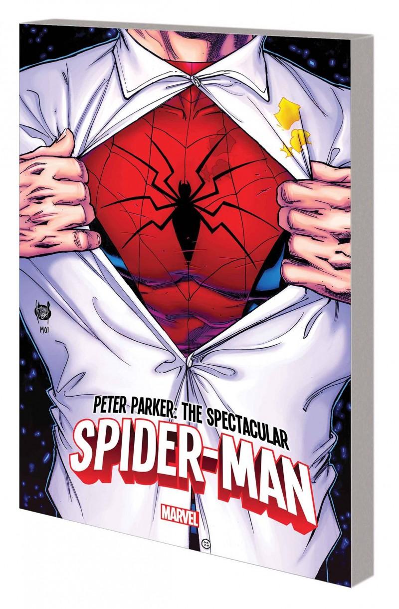 Peter Parker Spectacular Spider-Man TP V1 Into Twilight