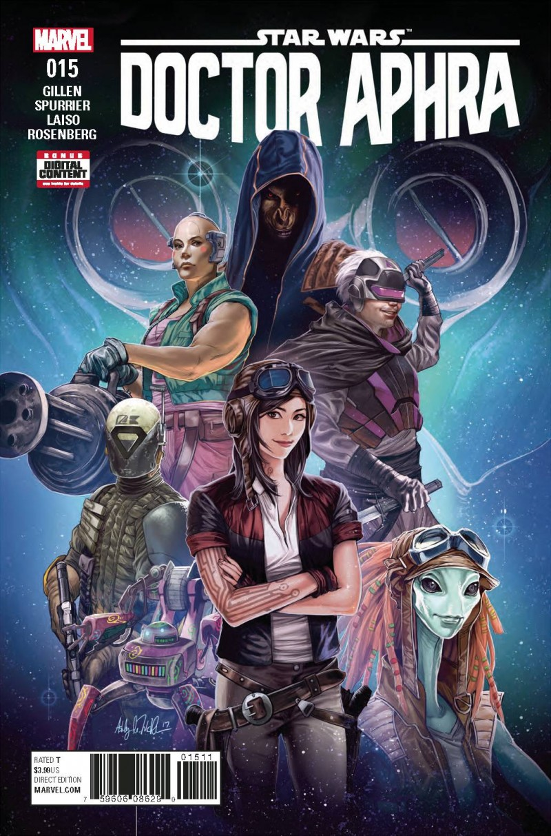 Star Wars Doctor Aphra #15