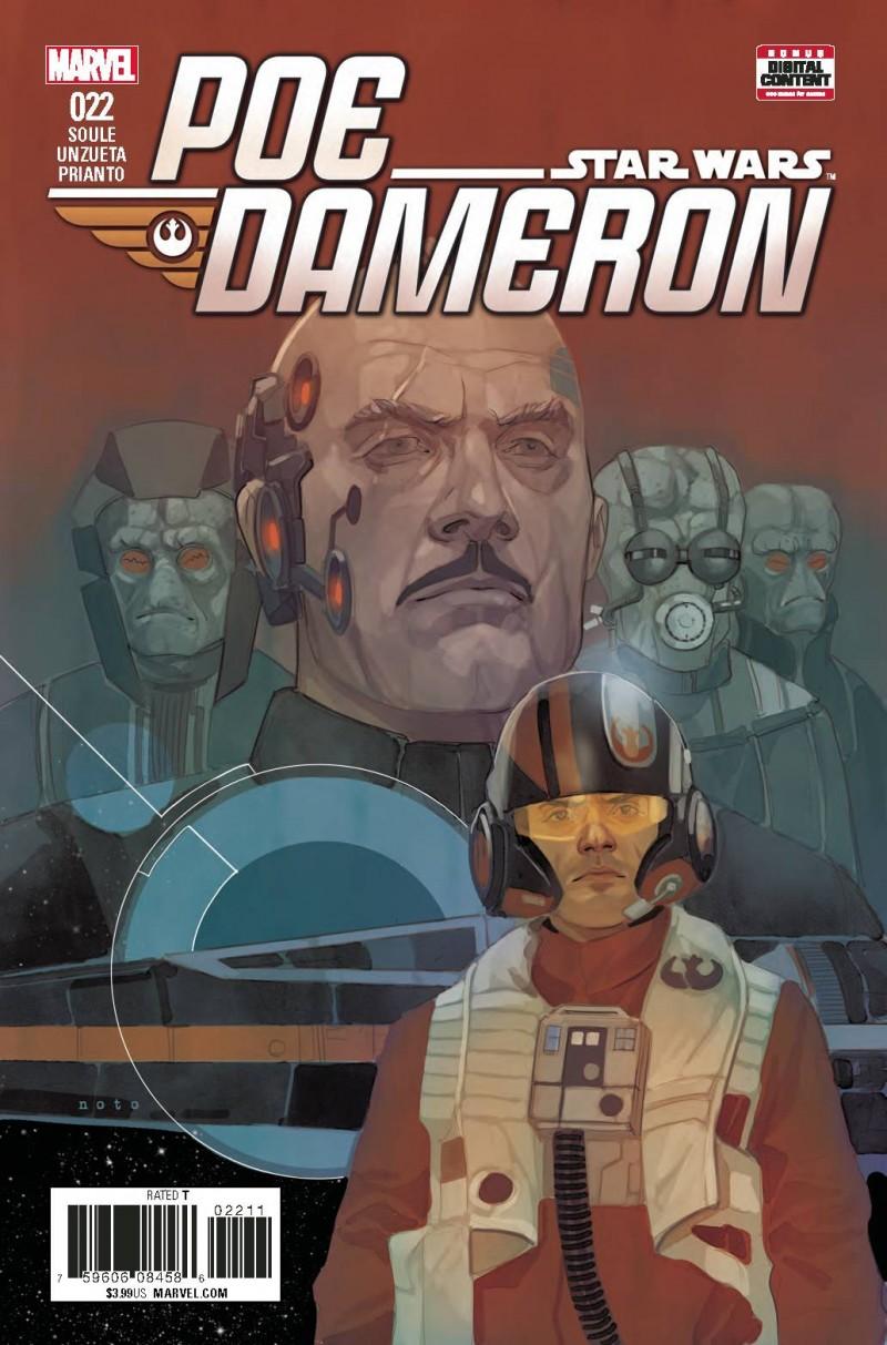 Star Wars Poe Dameron #22