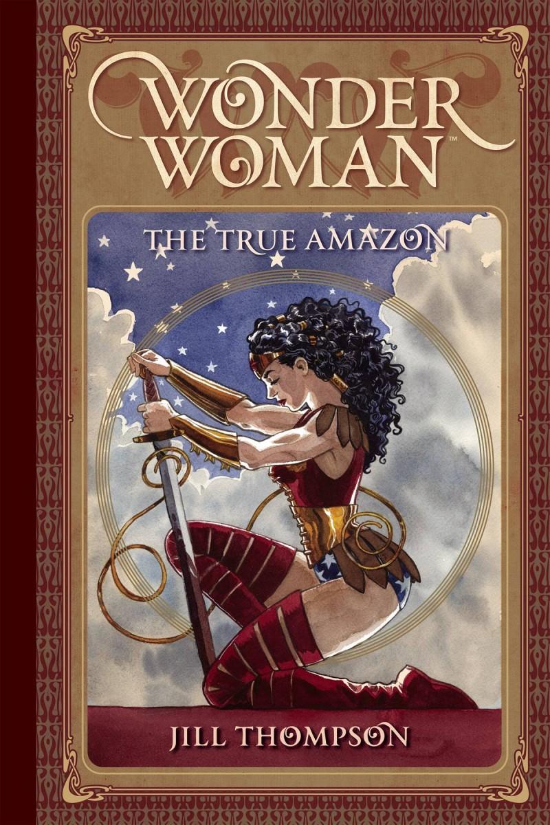 Wonder Woman TP the True Amazon