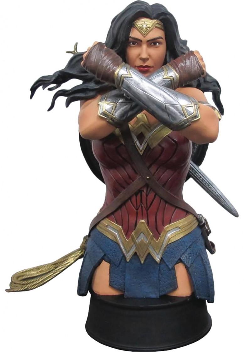 DC Statue Wonder Woman Movie Bust PX Version