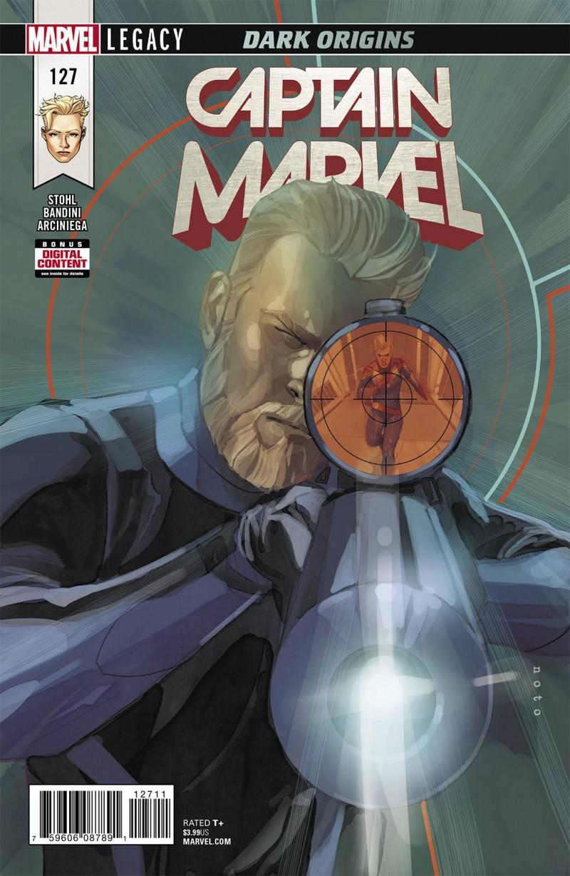 Captain Marvel #127