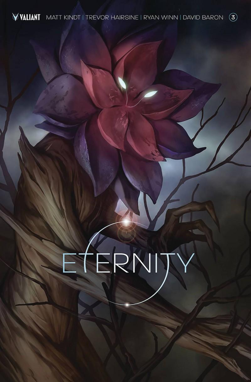 Eternity #3 CVR A Djurdjevic