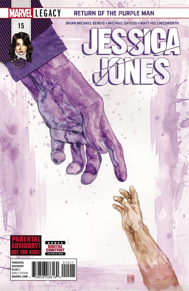 Jessica Jones V2 #15