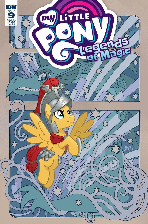 My Little Pony Legends of Magic #9