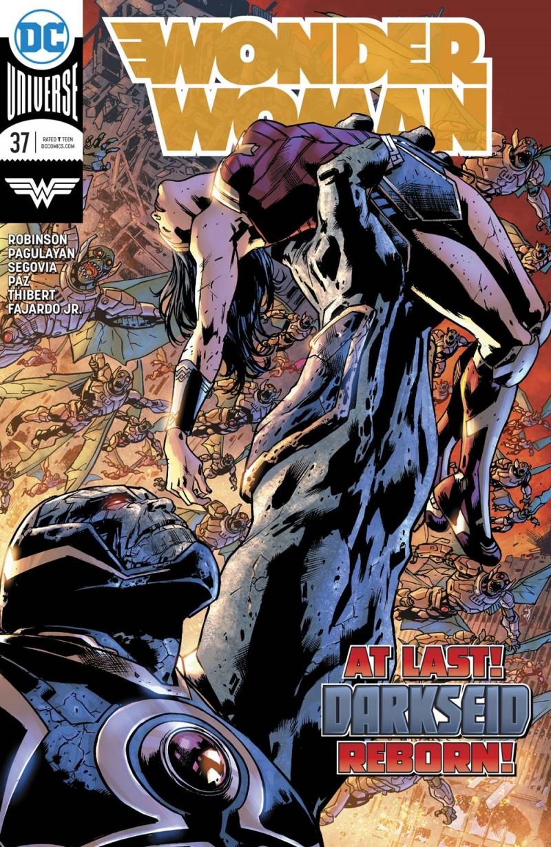 Wonder Woman  #37 CVR A