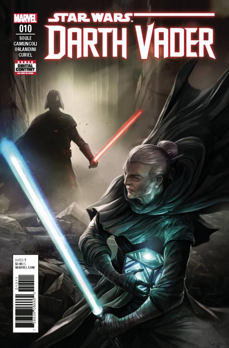 Star Wars Darth Vader V2 #10
