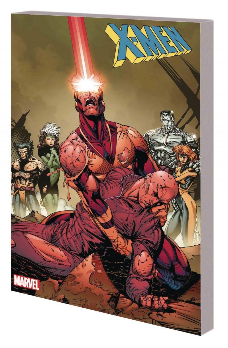 X-Men TP Legion Shadow King Rising