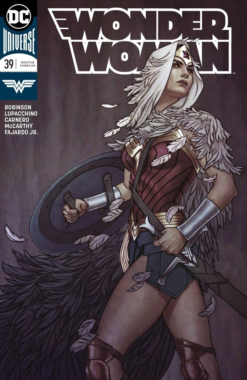 Wonder Woman V5 #39 CVR B