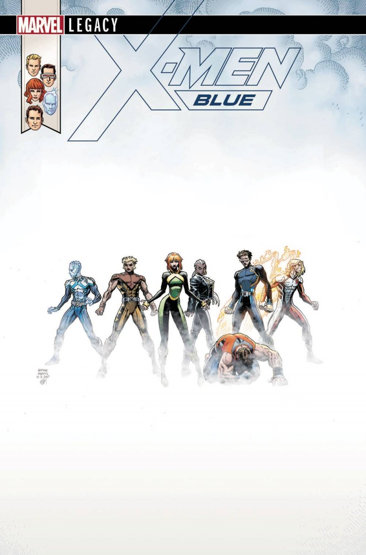 X-Men Blue #20
