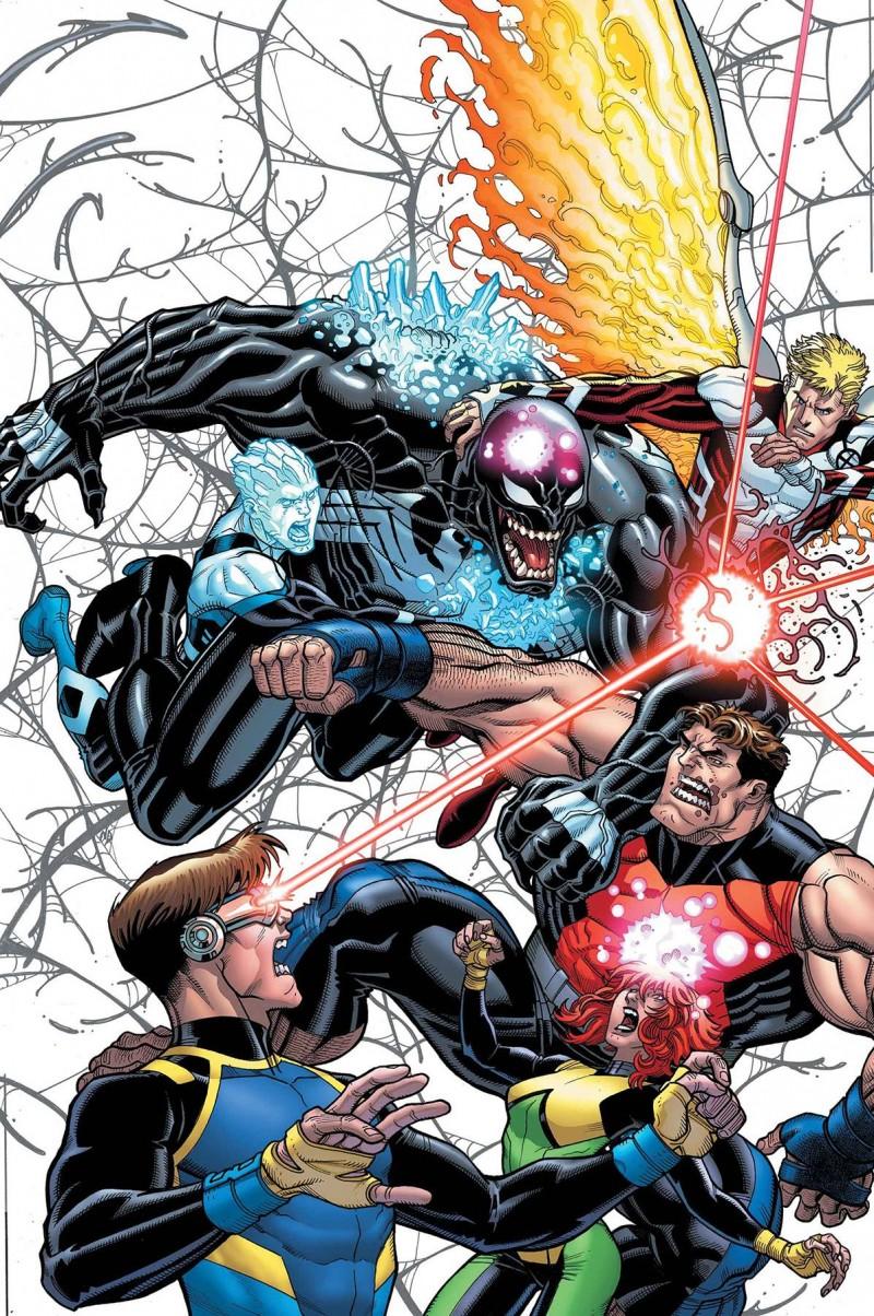 X-Men Blue Annual #1