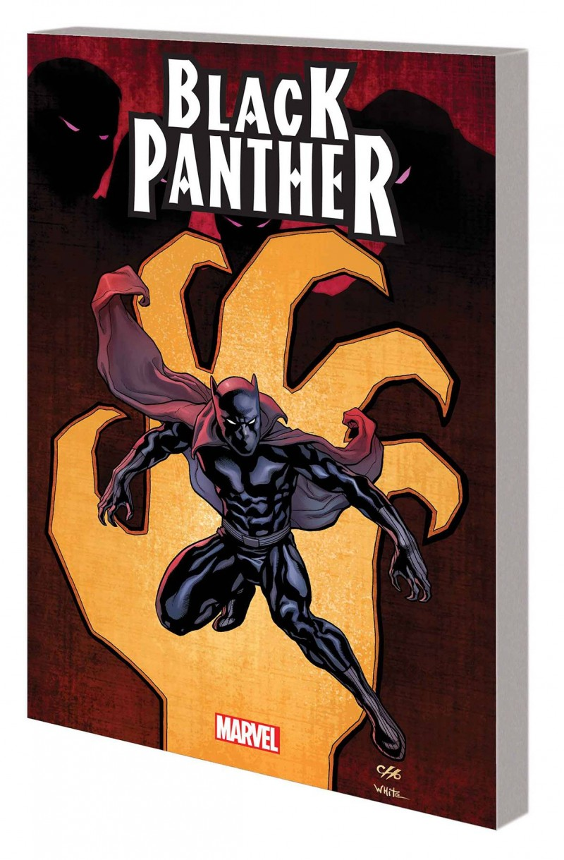 Black Panther TP Hudlin Complete Collection