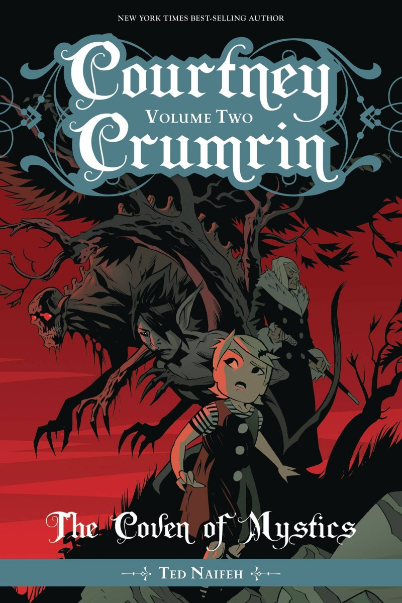 Courtney Crumrin GN V2 the Coven of Mystics