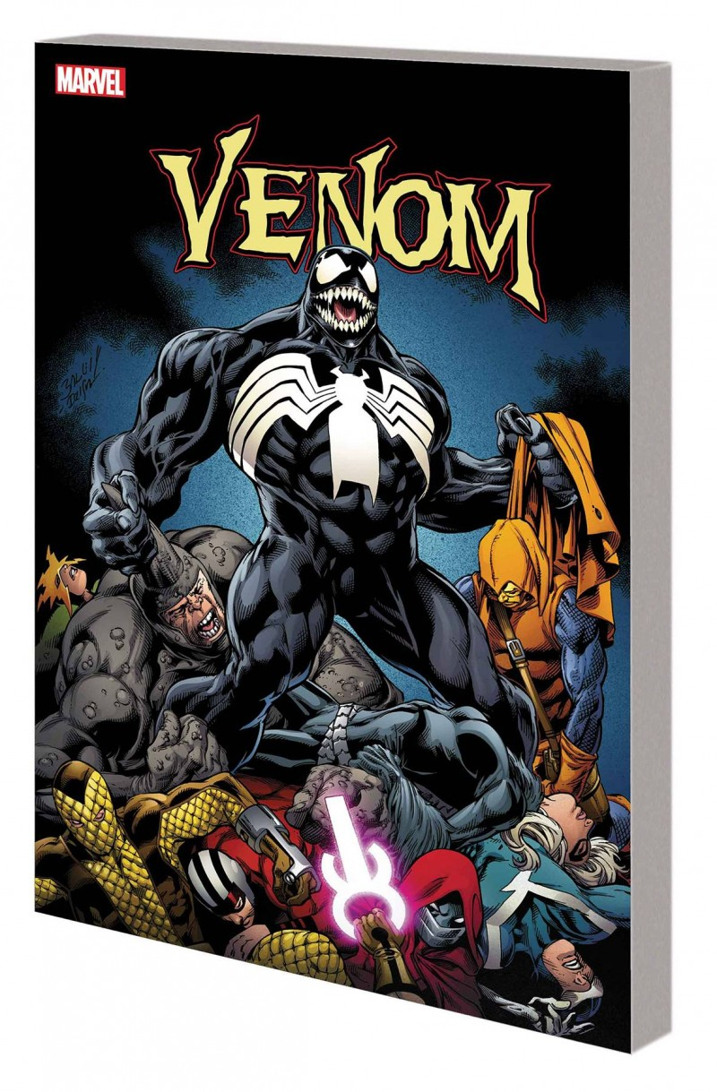Venom TP 2016  Lethal Protector Blood In The Water