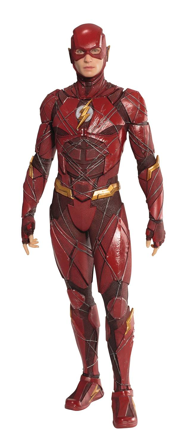 DC Statue Artfx Justice League Movie Flash