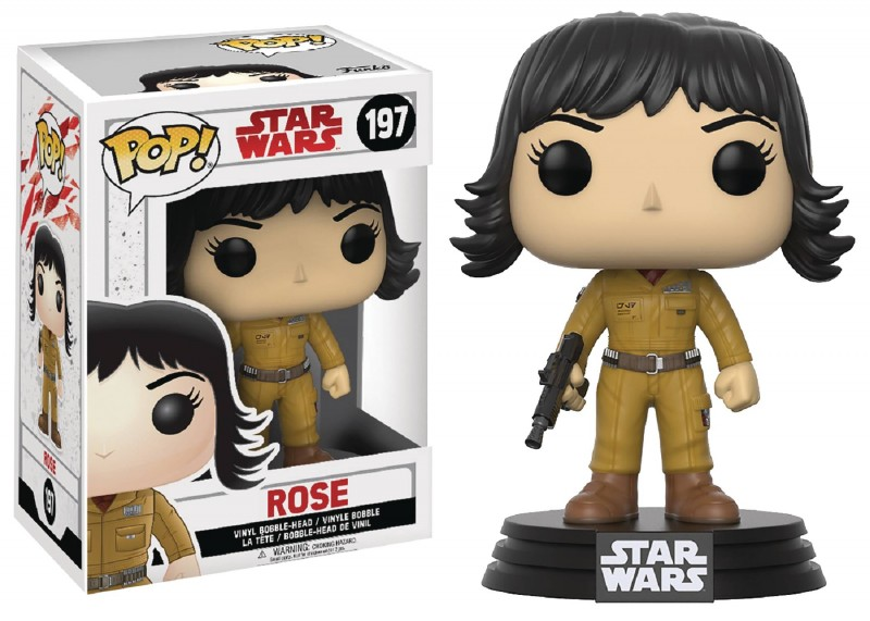 Funko Pop Star Wars E8 Rose