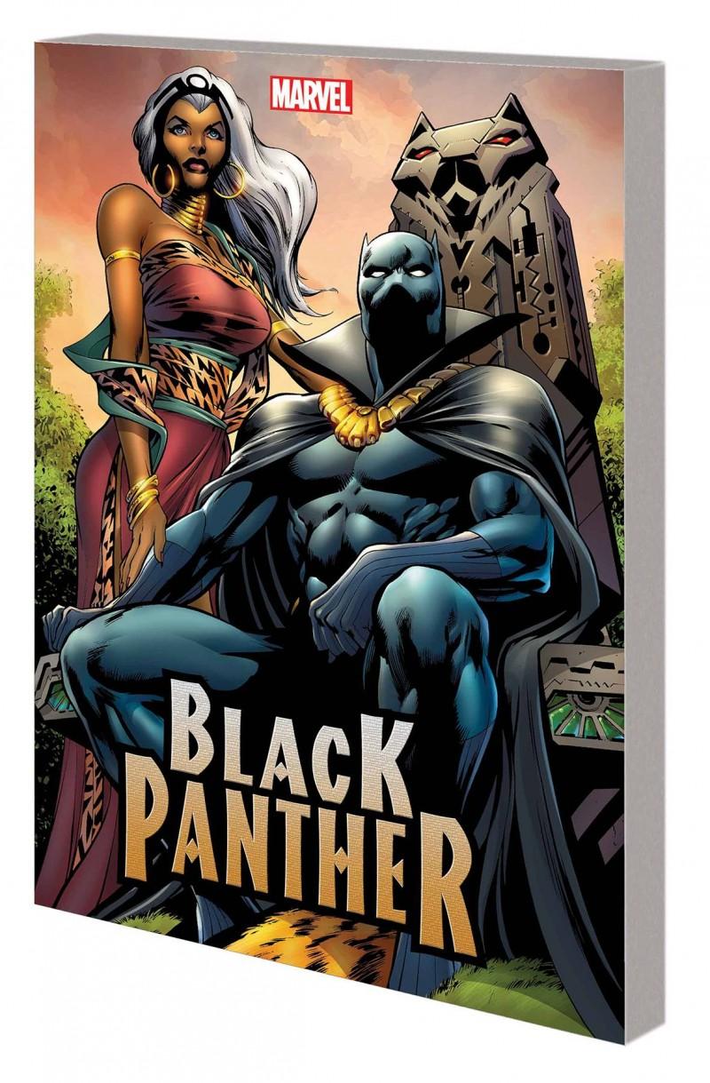 Black Panther TP Hudlin Complete Collection