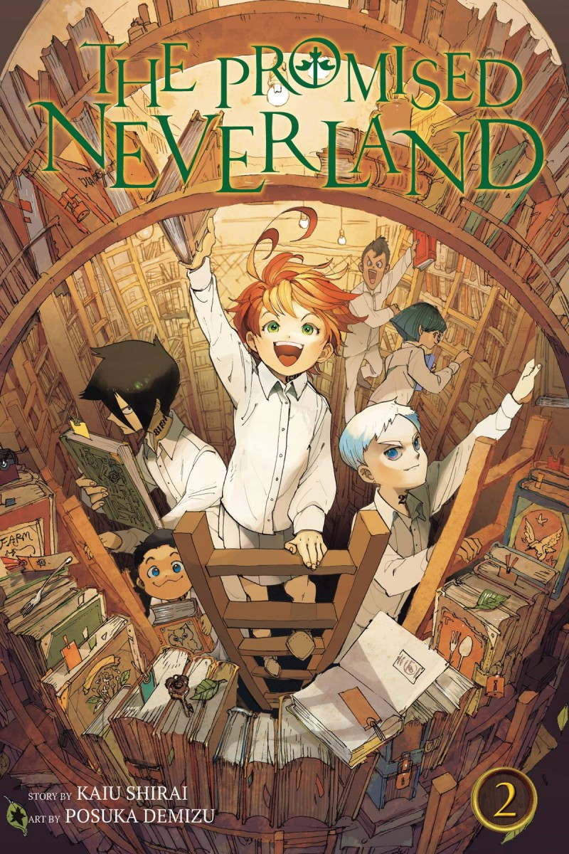 Promised Neverland GN V2