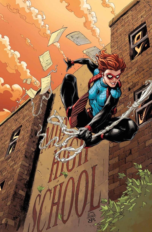 Amazing Spider-Man Renew Your Vows  #16