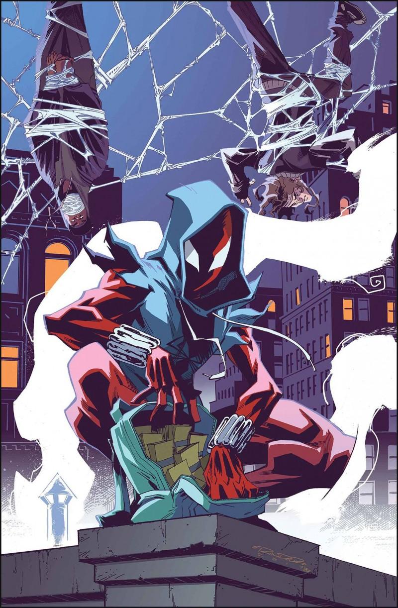 Ben Reilly Scarlet Spider #14