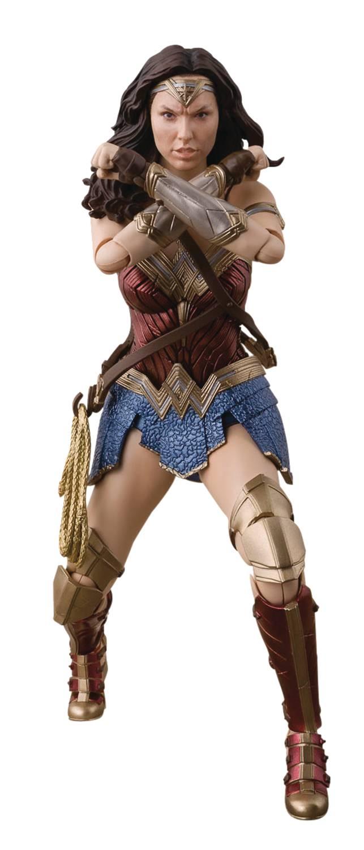 DC SHFiguarts Justice League Movie Wonder Woman