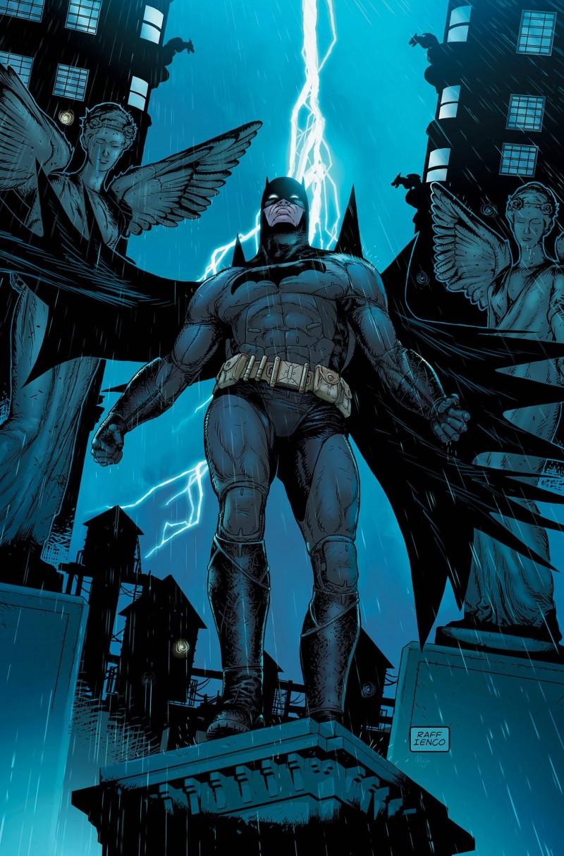 Batman Sins of the Father #1 CVR A