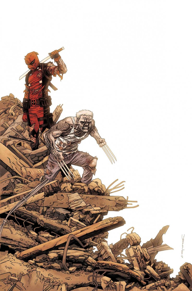 Deadpool Vs Old Man Logan #5