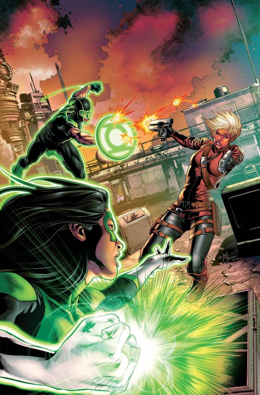 Green Lanterns #41 CVR A