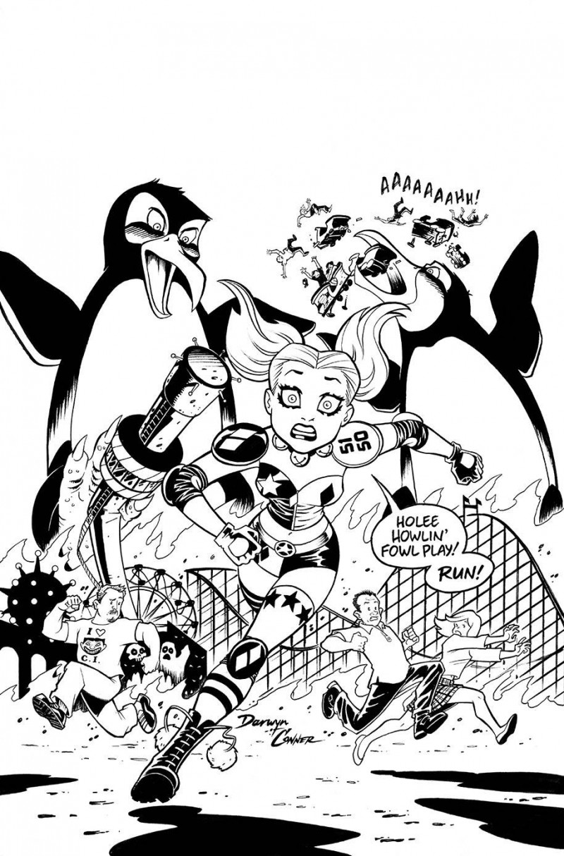 Harley Quinn  #38 CVR A