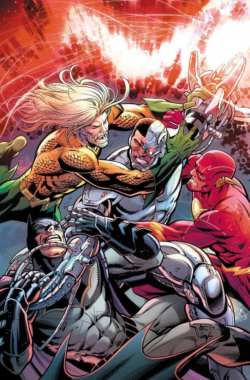 Justice League V2 #39 CVR A