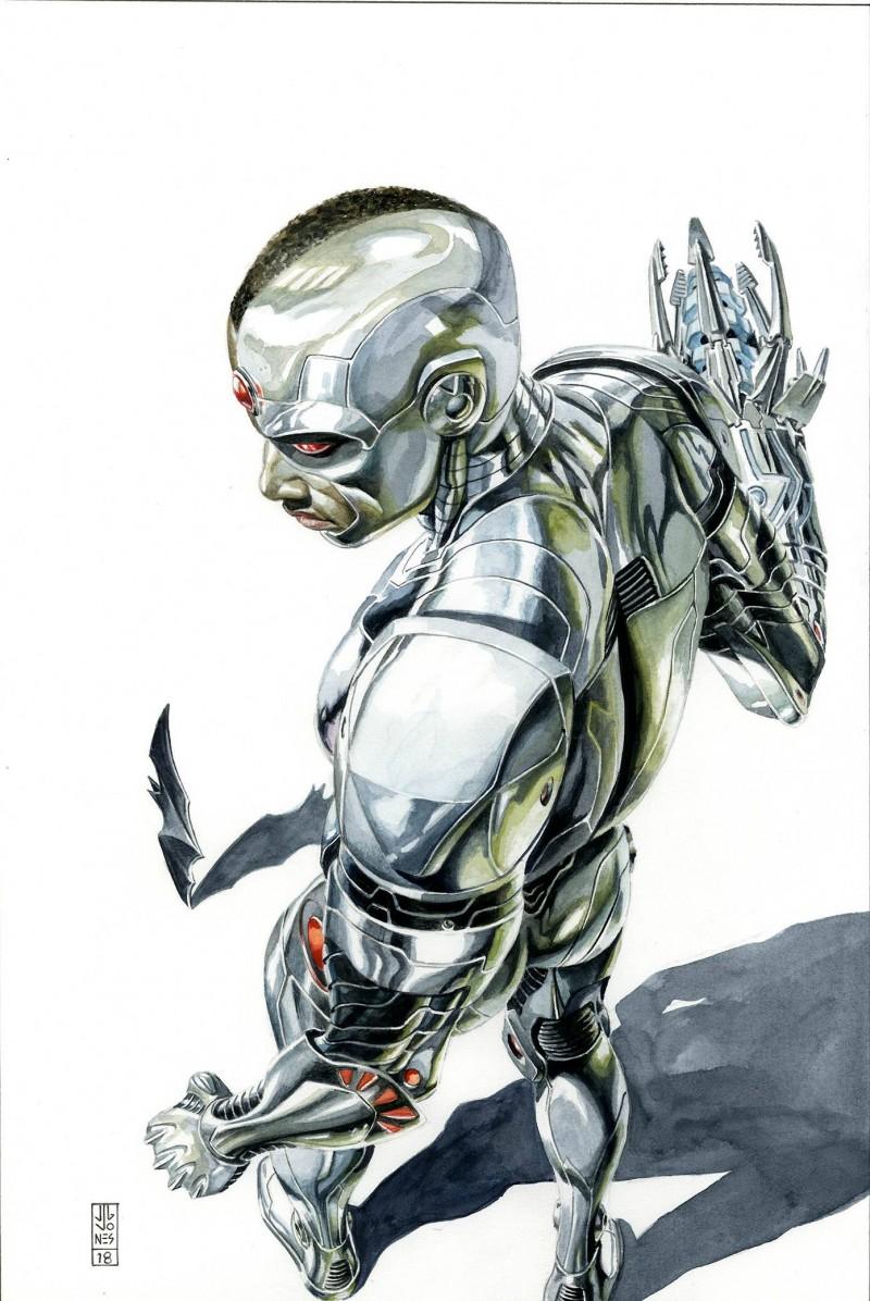 Justice League  #39 CVR B