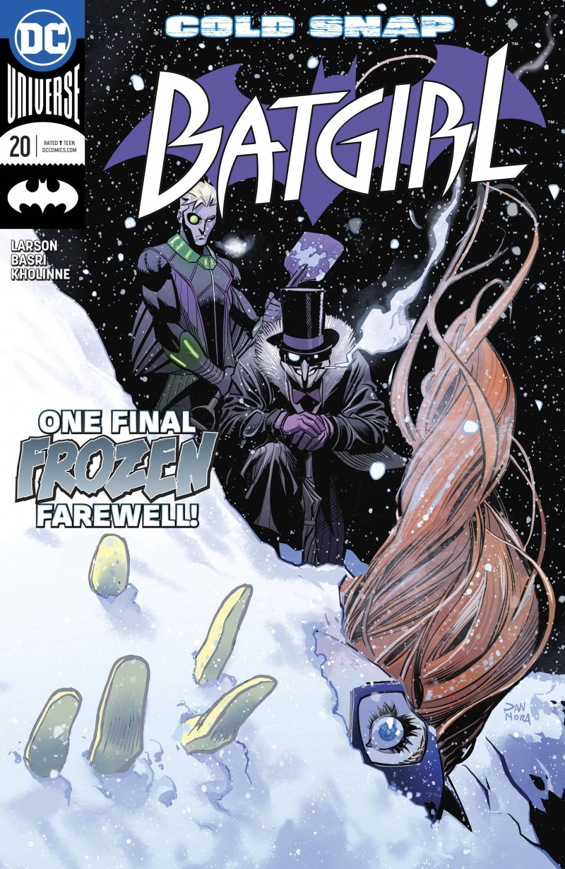 Batgirl V5 #20 CVR A