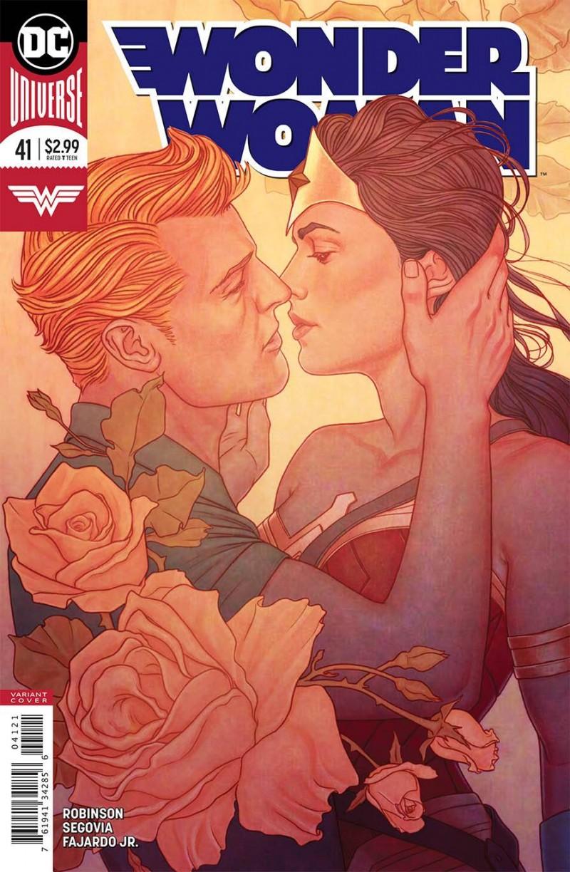 Wonder Woman V5 #41 CVR B