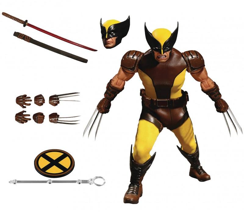 One-12 Collective Marvel AF Wolverine