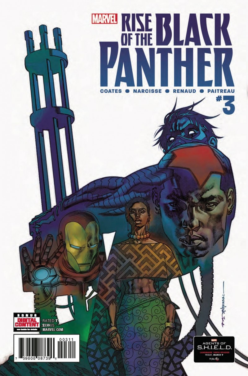 Rise of Black Panther #3