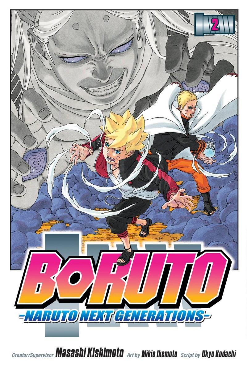 Boruto GN V2 Naruto Next Generations