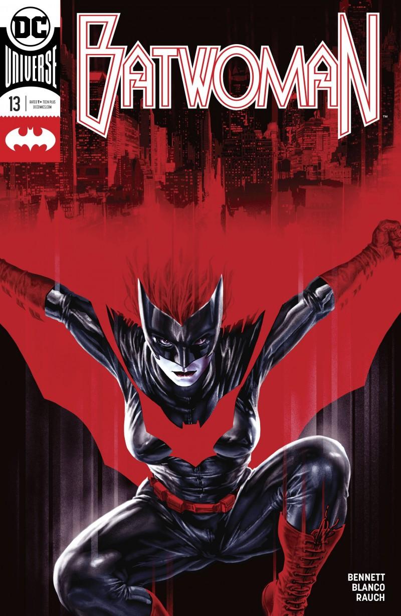 Batwoman  #13 CVR B