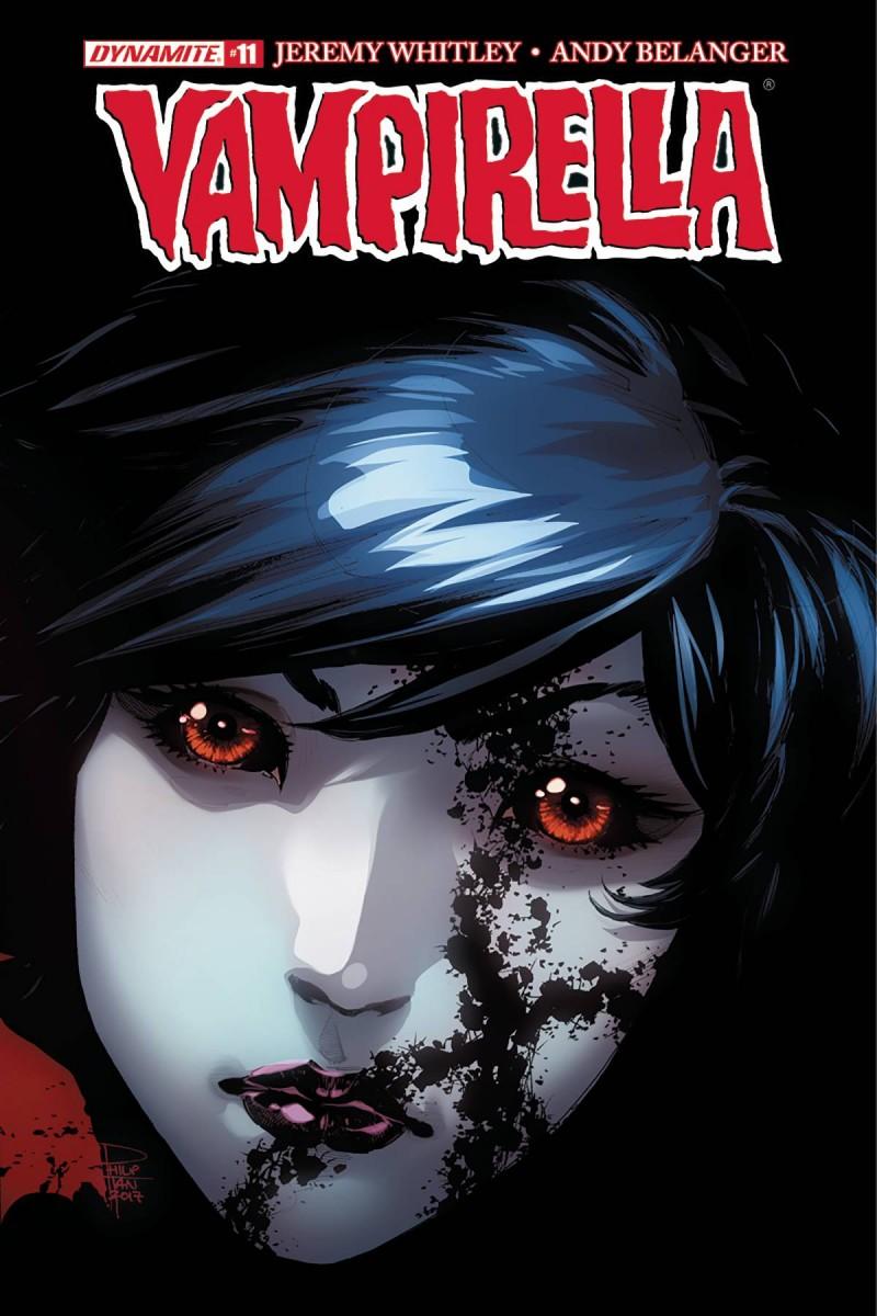 Vampirella V8 #11 CVR A Tan