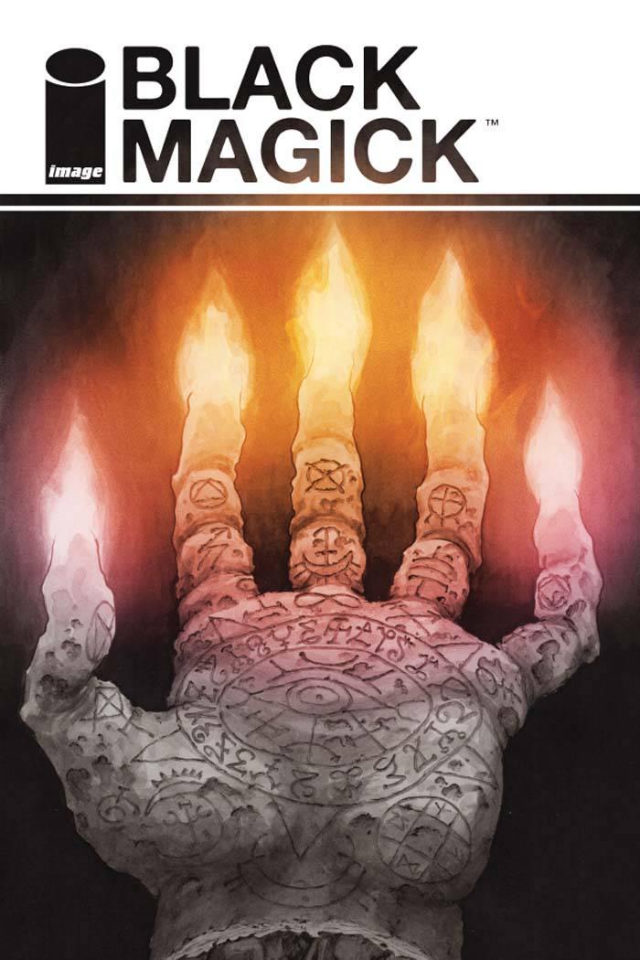 Black Magick #11 CVR A Scott