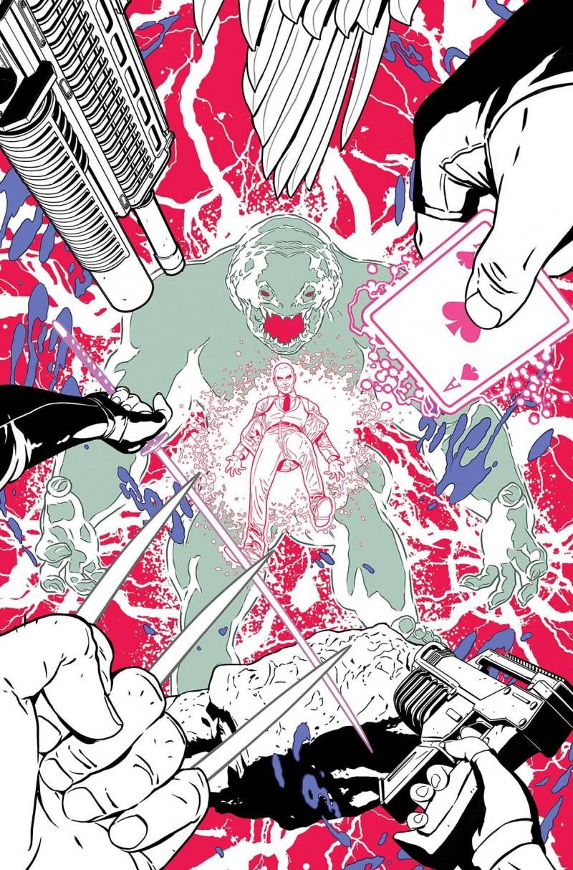 Astonishing X-Men  #10
