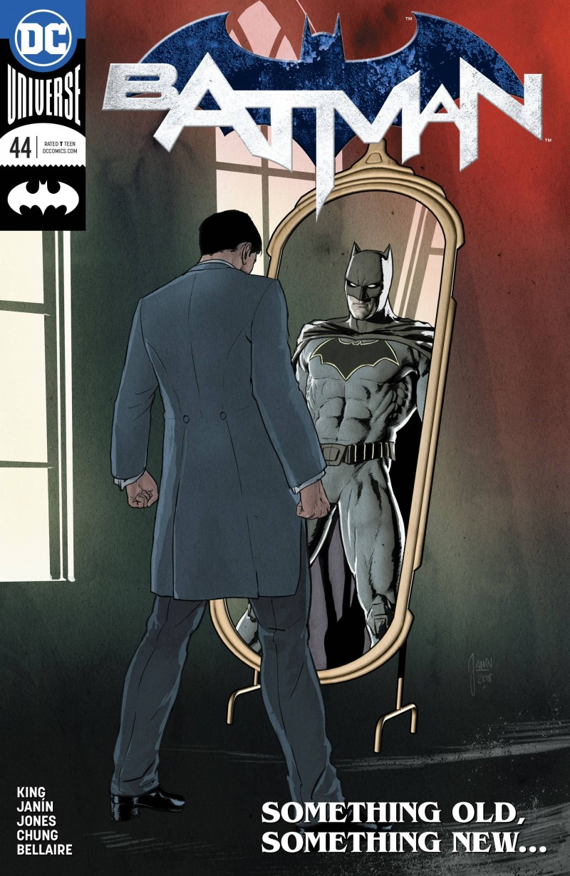 Batman  #44 CVR A